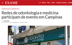 PartMed é destaque na revista Exame