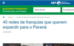 Paraná é o novo destino da PartMed