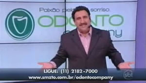 Vídeo OdontoCompany no Programa do Ratinho (07 mar 2012)